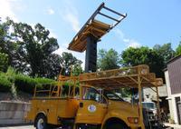 40 ft vertical platform