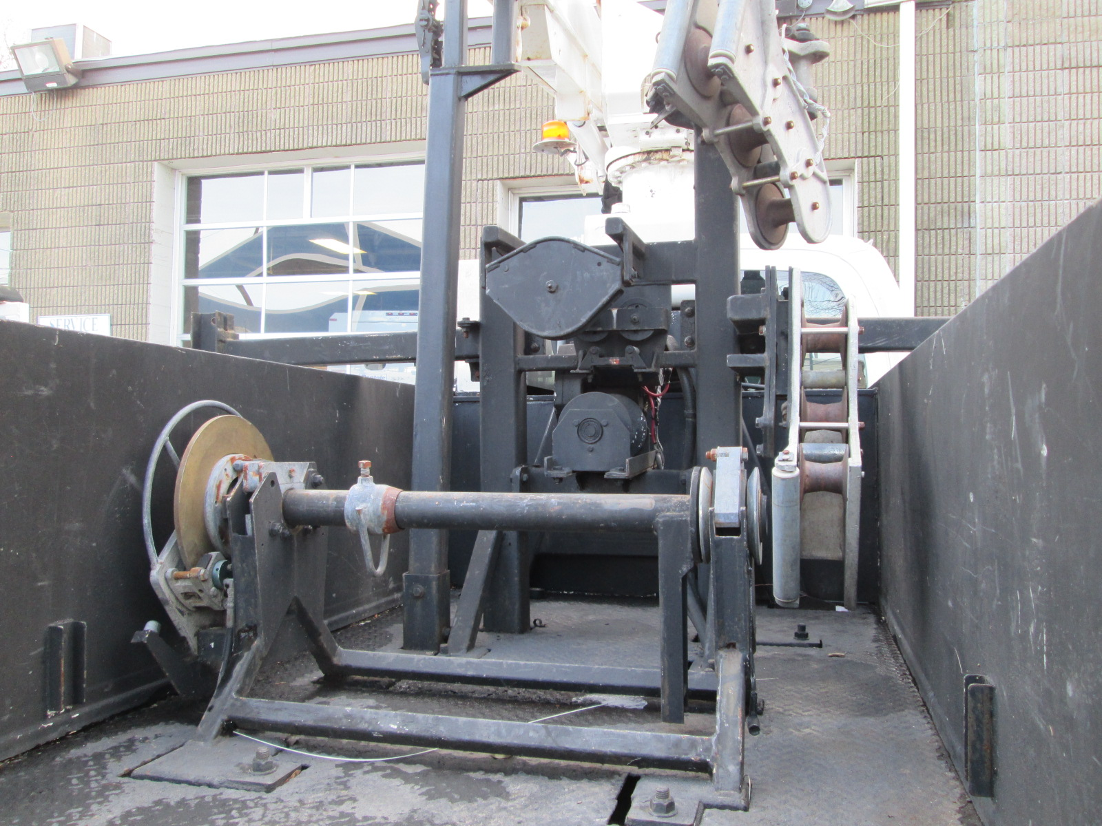 Hire Our Altec AS40P Cable Placer - CSTG roup